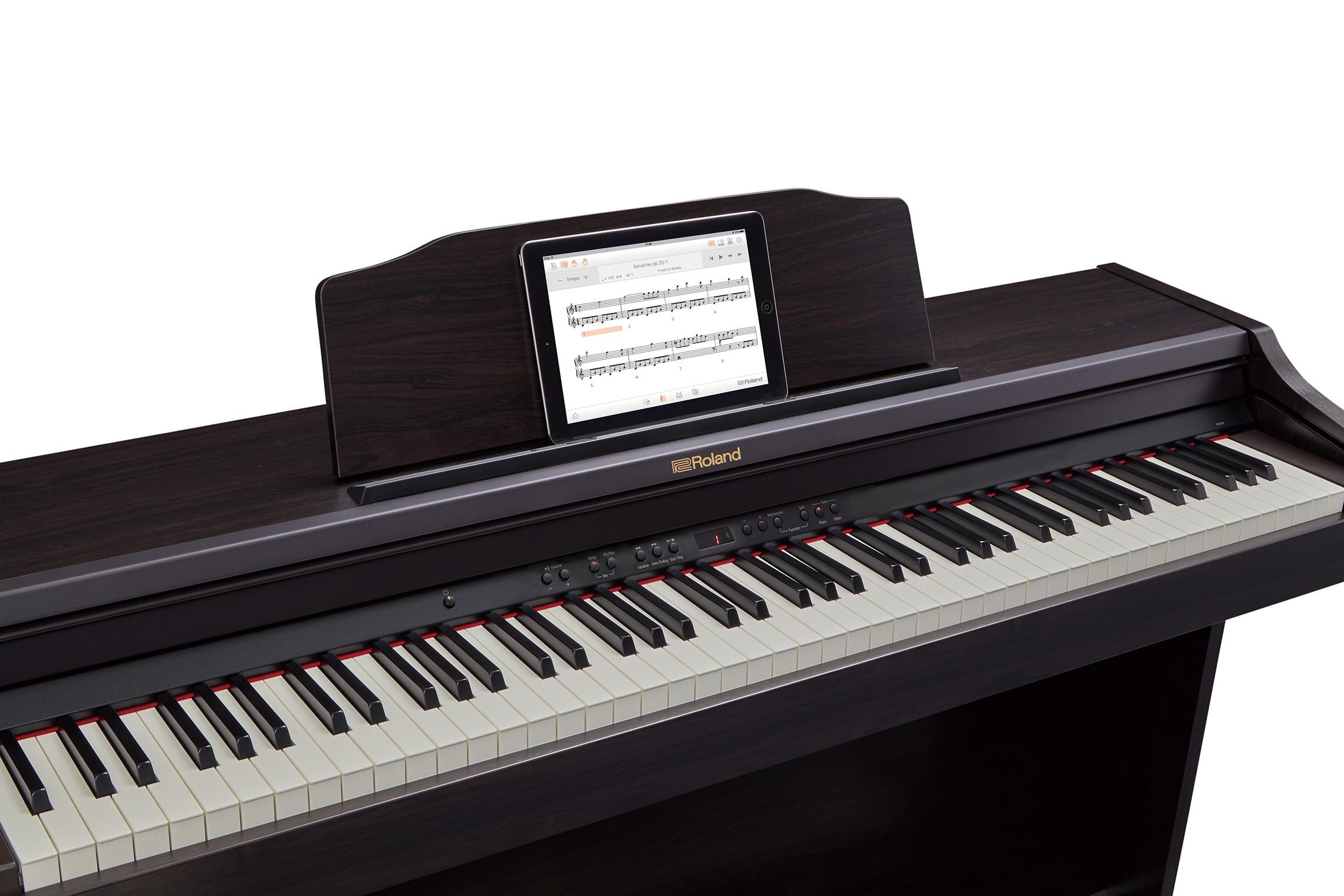 Đàn Piano Điện Roland RP501R-RW