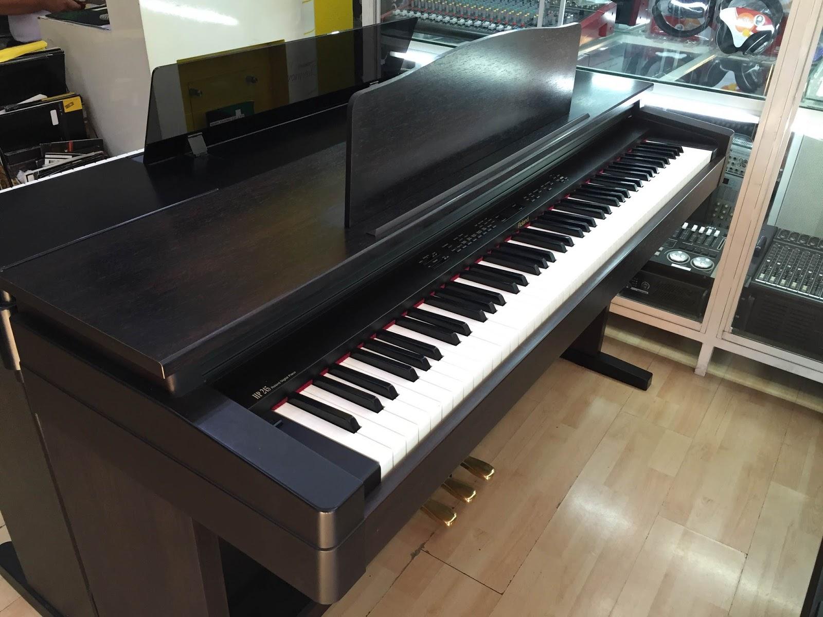Đàn Piano Điện Roland HP-245