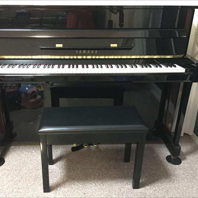 Đàn Upright Piano Yamaha JX113TPE (JX113T-PE) - Piano cơ