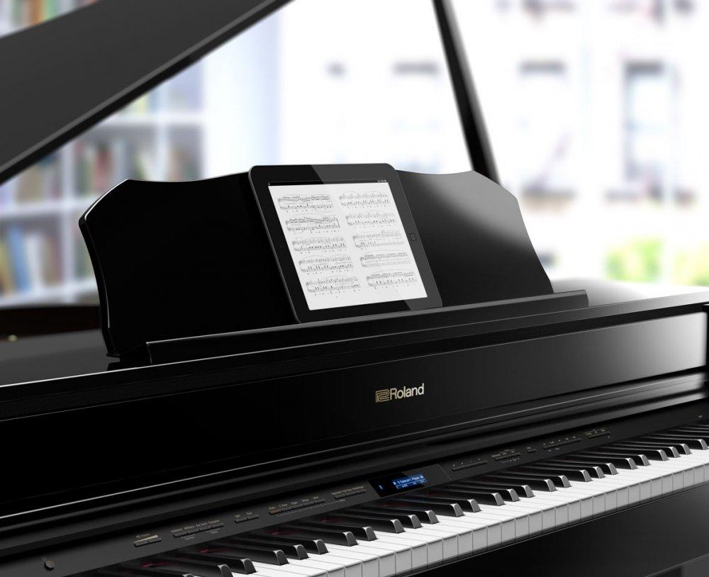Đàn Piano Điện Roland GP-607