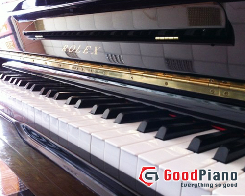 Đàn Piano Rolex Kr27 - màu đen