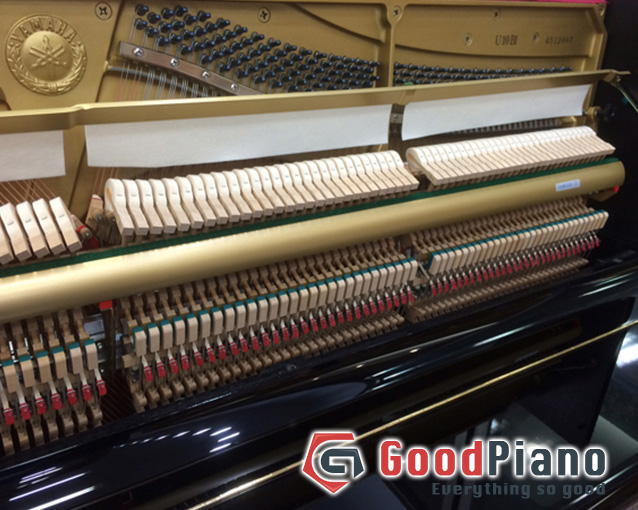 Đàn Piano Yamaha U10BL