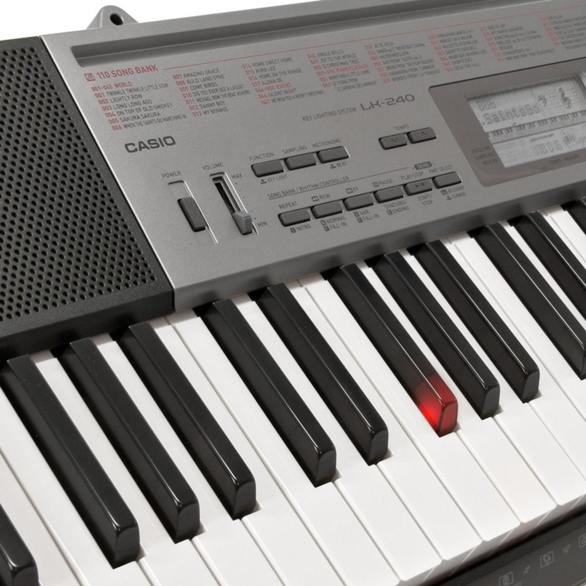 Đàn Organ Casio LK-240