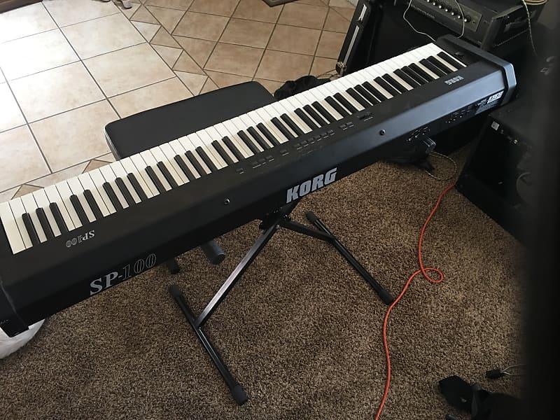 Đàn Piano Điện Korg SP-100