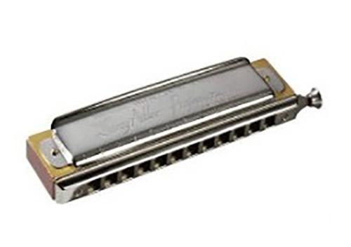 Kèn Harmonica Chromatic Larry Adler 48 M753401