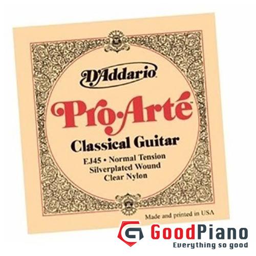 Dây đàn Guitar Classic EJ45