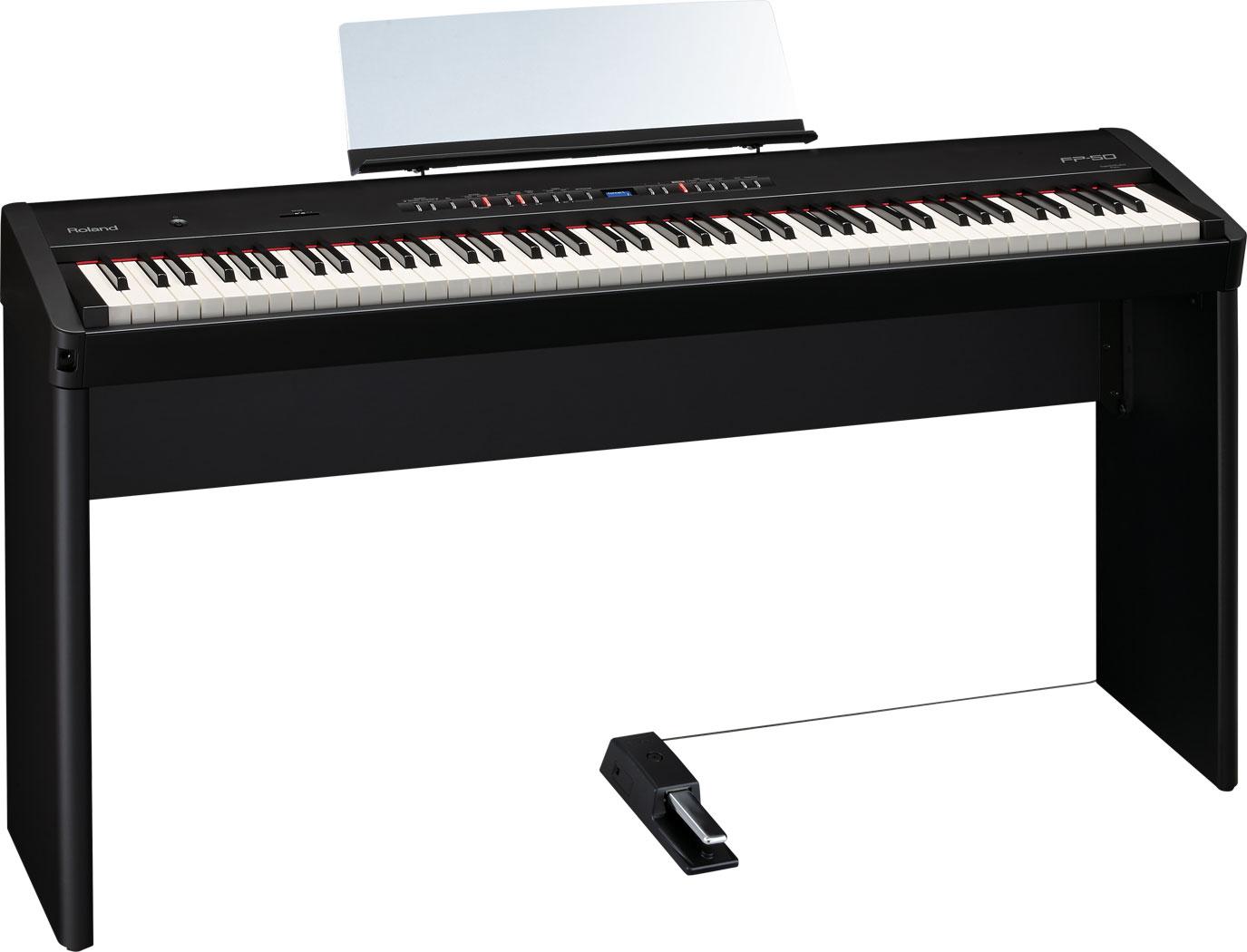 Đàn piano Roland FP-50
