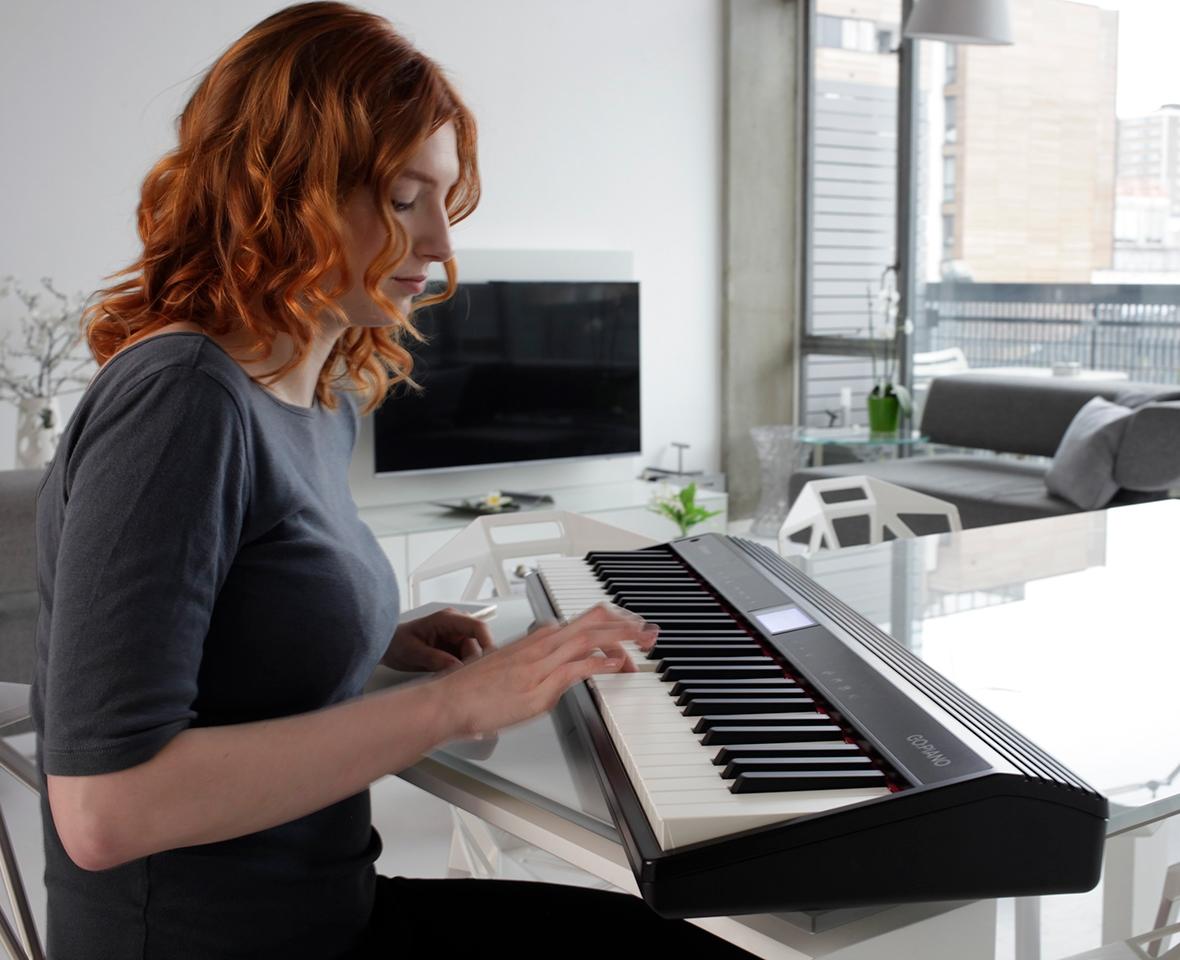 Đàn Piano Điện Roland GO-61