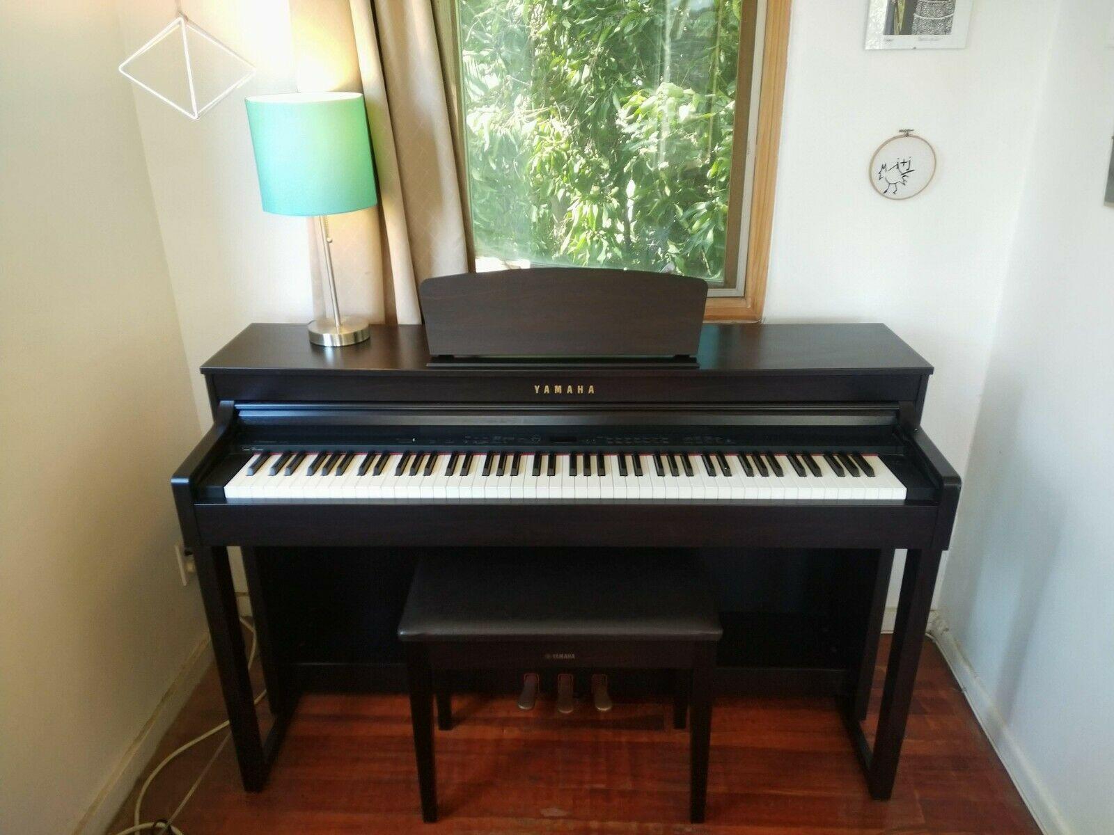Đàn Piano Điện Yamaha Clavinova CLP-430