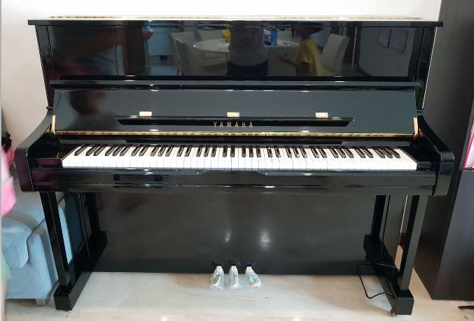 Đàn Upright Piano Yamaha U1PE (U1 PE) - Piano cơ
