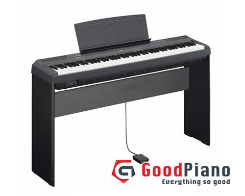 Đàn Piano Điện Yamaha P-115 (Pedal con cóc)