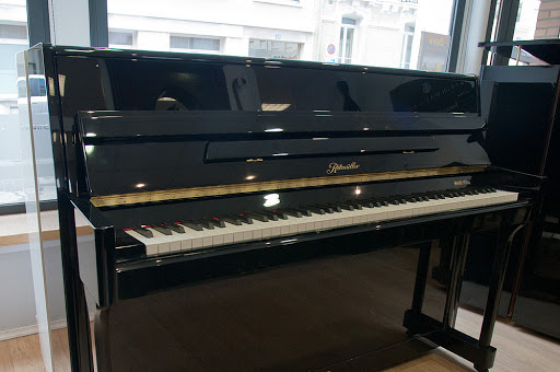 Đàn Piano Ritmuller UP-110 R2