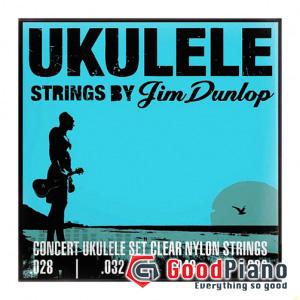 Dây đàn Ukulele Concert Dunlop DUY302