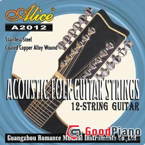 Dây đàn Guitar Acoustic Alice A2012