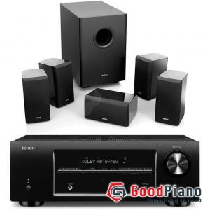 Dàn âm thanh Denon DHT500XP (Amply AVR-X500 + Loa )