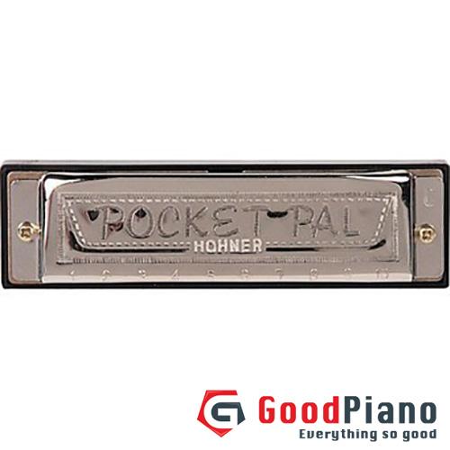 Kèn Harmonica Hohner Pocket Pal M59501