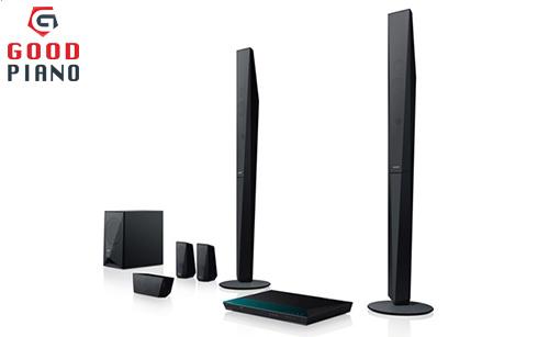 Dàn âm thanh Sony BDVE4100 (BDV-E4100) - 5.1, Bluray