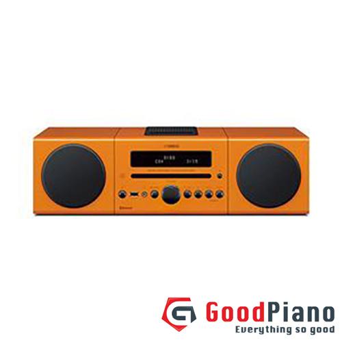 Dàn âm thanh Yamaha CD Receiver MCR-B142 Orange
