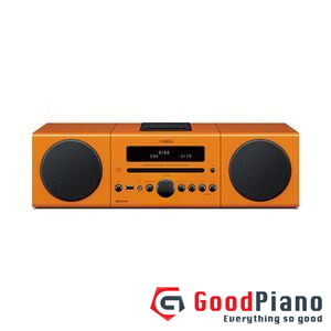 Dàn âm thanh Yamaha CD Receiver MCR-B142 Orange