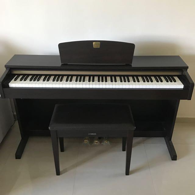 Đàn Piano Điện Yamaha SCLP-320