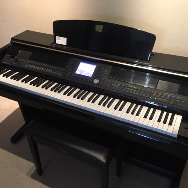 Đàn Piano Yamaha Clavinova CVP-403