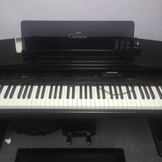 Đàn Piano Điện Yamaha CVP-55