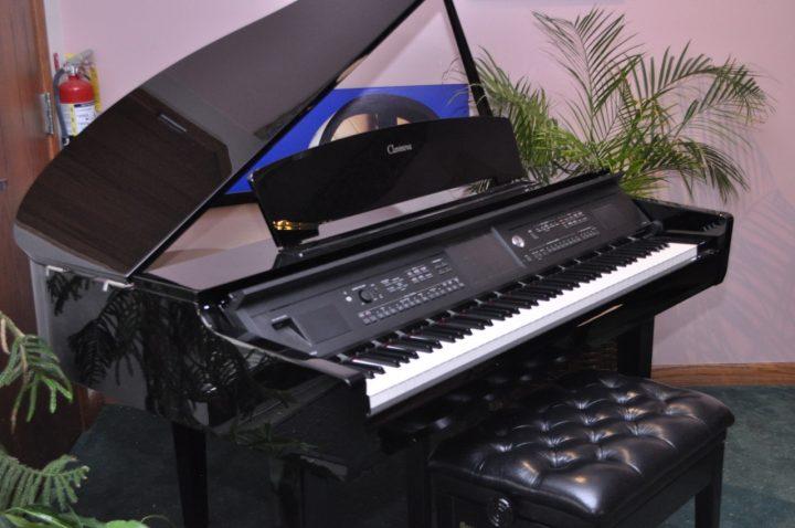 Đàn Piano Điện Yamaha Clavinova CVP-709GP