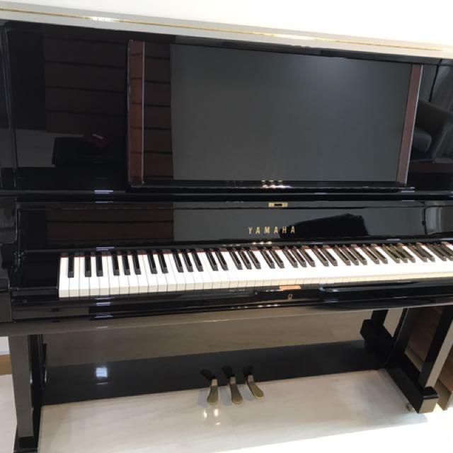 Đàn Upright Piano Yamaha YUS5 - Piano cơ